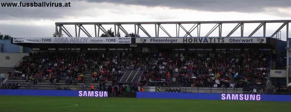 14.7.2012 SV Oberwart - FK Austria Wien 1-3